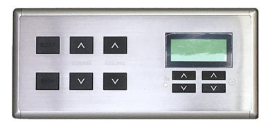 Switchplate with HVAC 2
