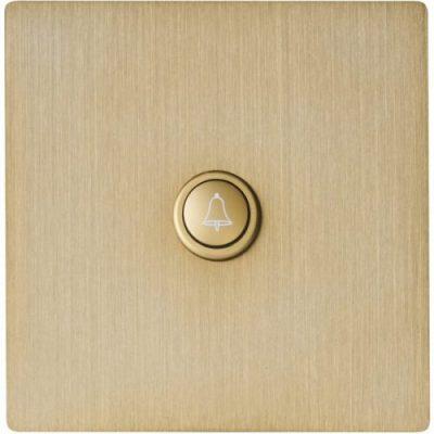 Systemteq Switchplate 1B Door Bell